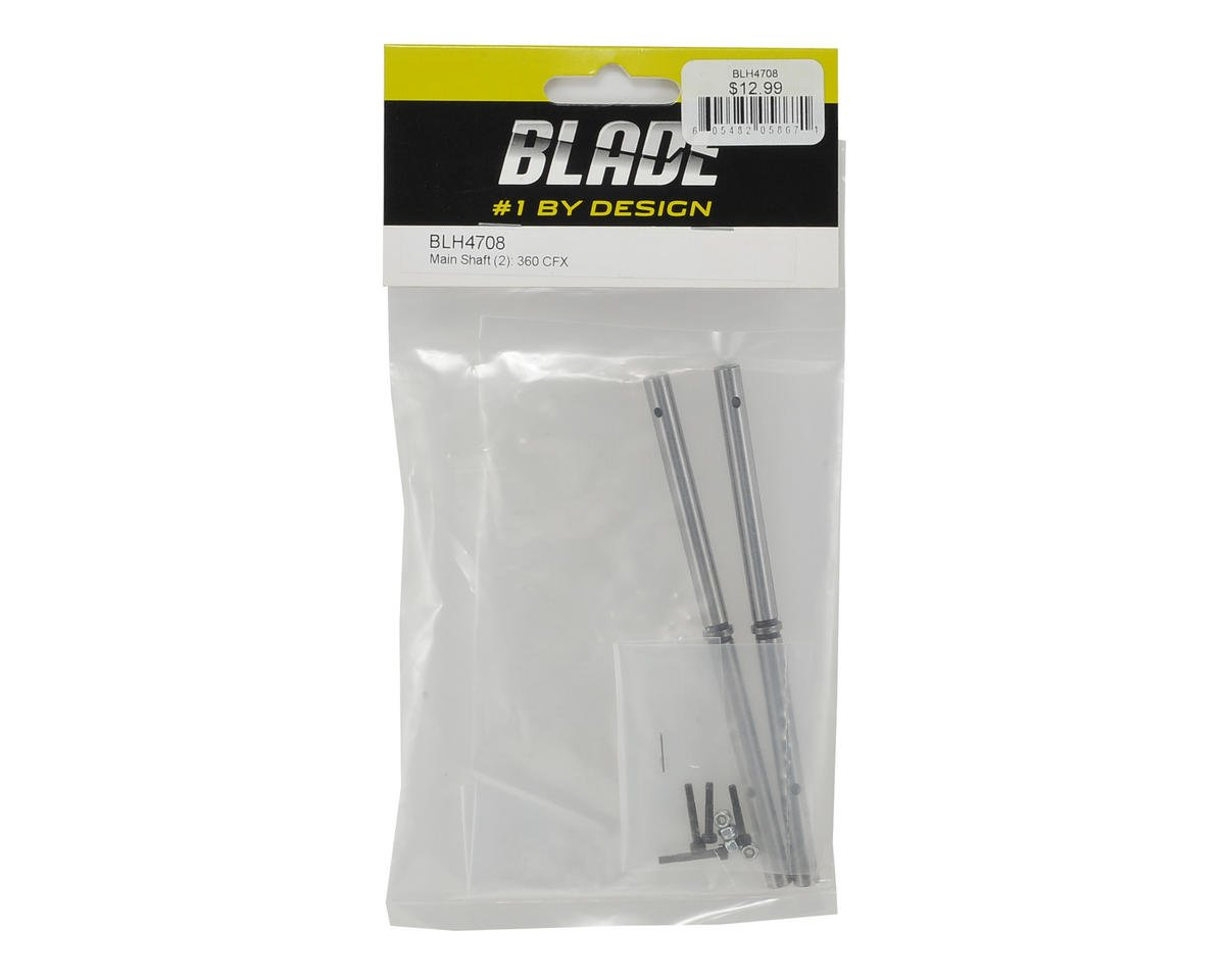Blade Helis 360 CFX Main Shaft (2)