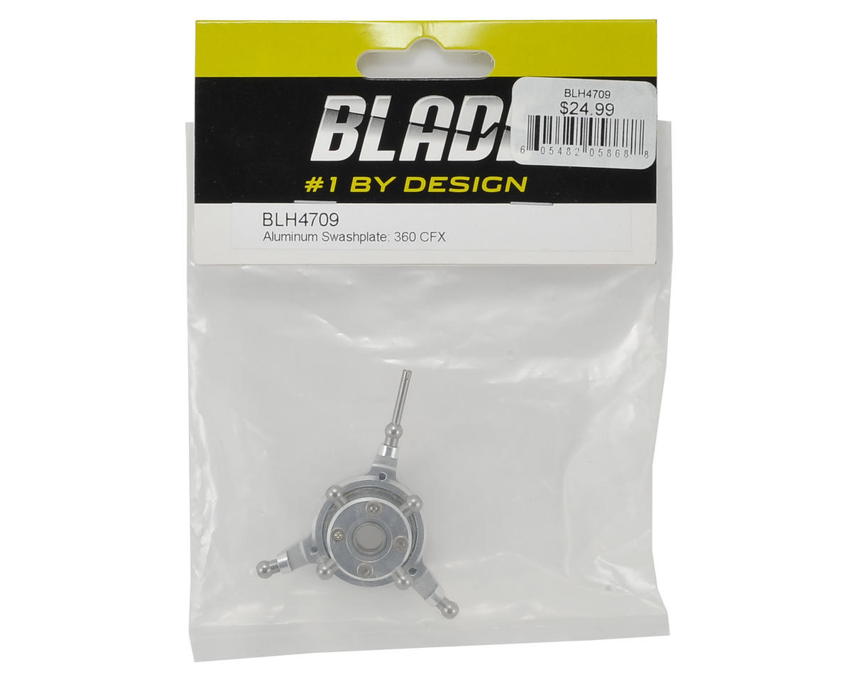 Blade 360 CFX 3S Aluminum Swashplate