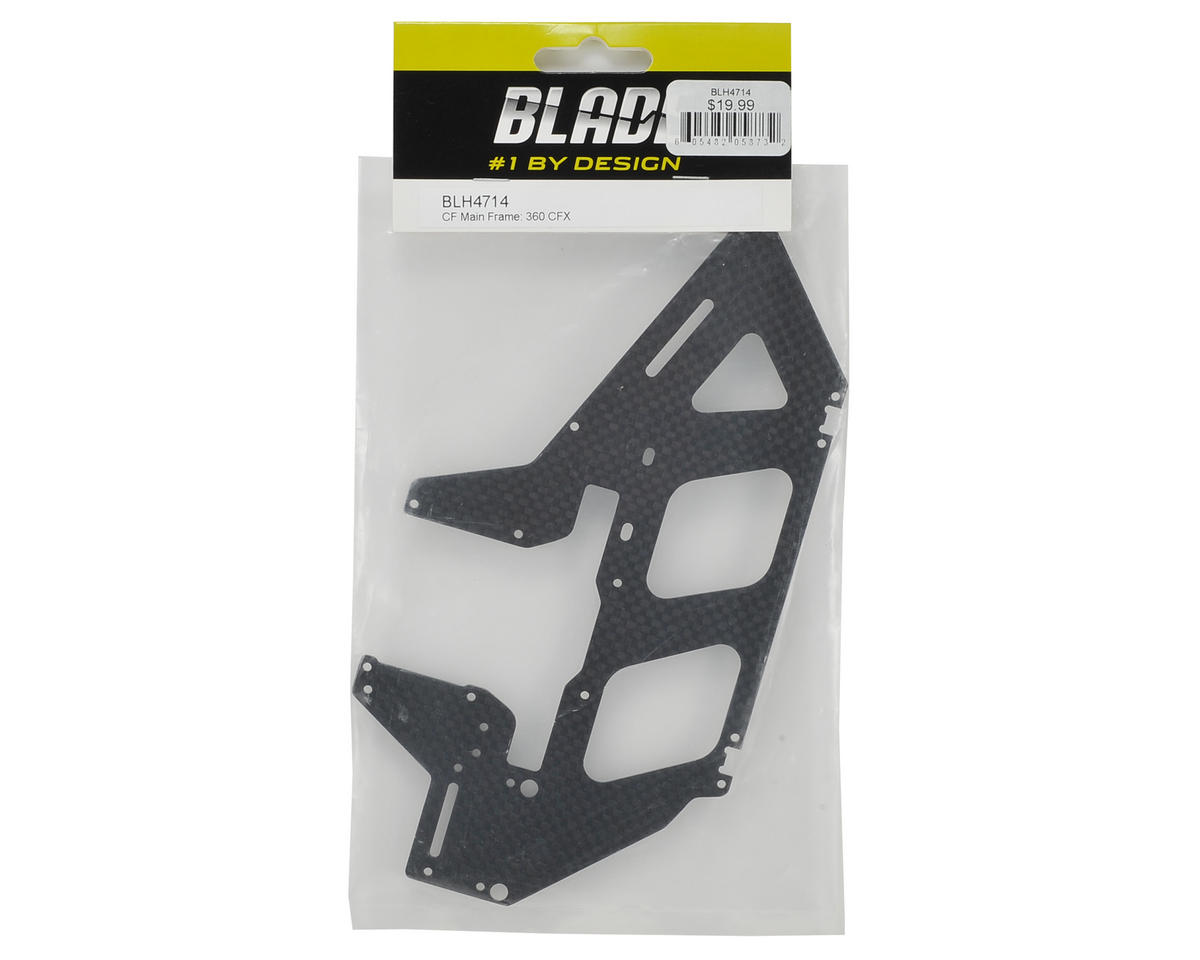 Blade Carbon Fiber Main Frame