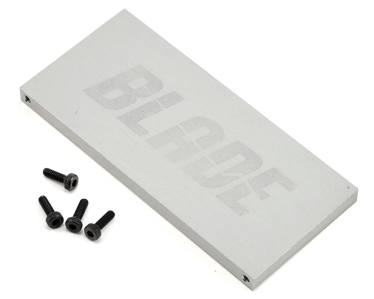 Blade Helis Aluminum Battery Tray