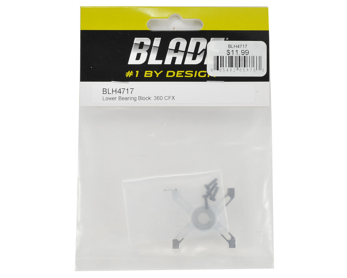 Blade Aluminum Lower Bearing Block