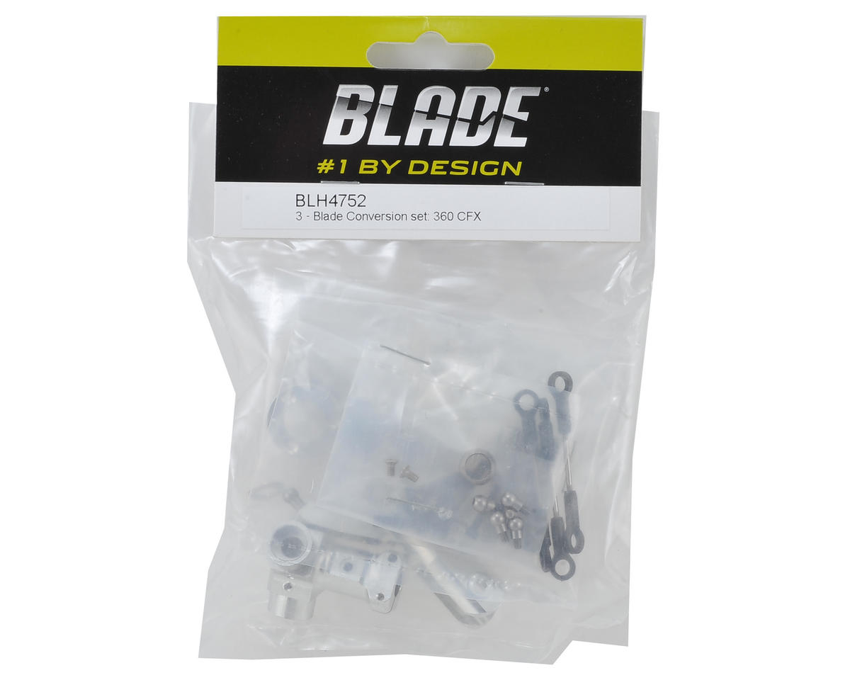Blade Trio 360 CFX 3-Blade Conversion Set