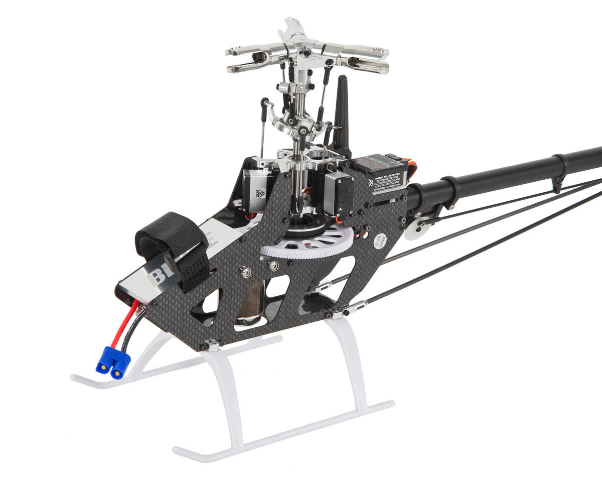 Blade Helis Trio 360 CFX BNF Basic Electric Flybarless Helicopter