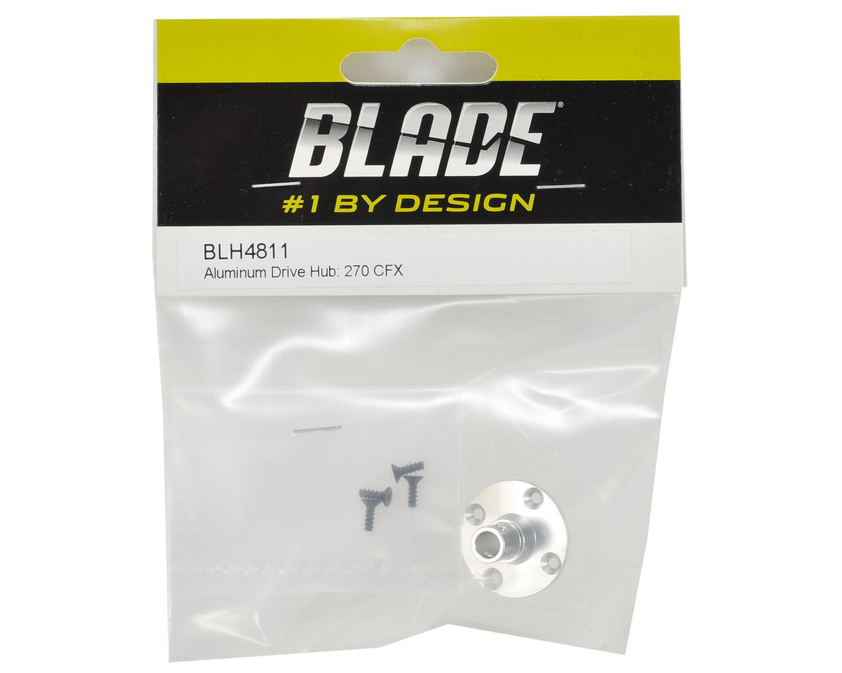 Blade Helis Aluminum Drive Hub