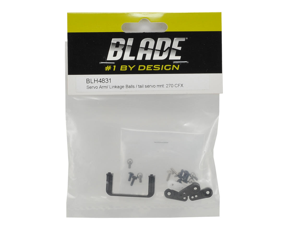 Blade Helis Servo Arm & Linkage Ball Set