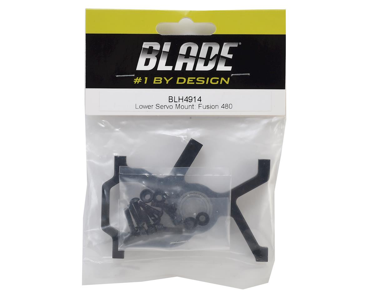 Blade Fusion 480 Lower Servo Mount