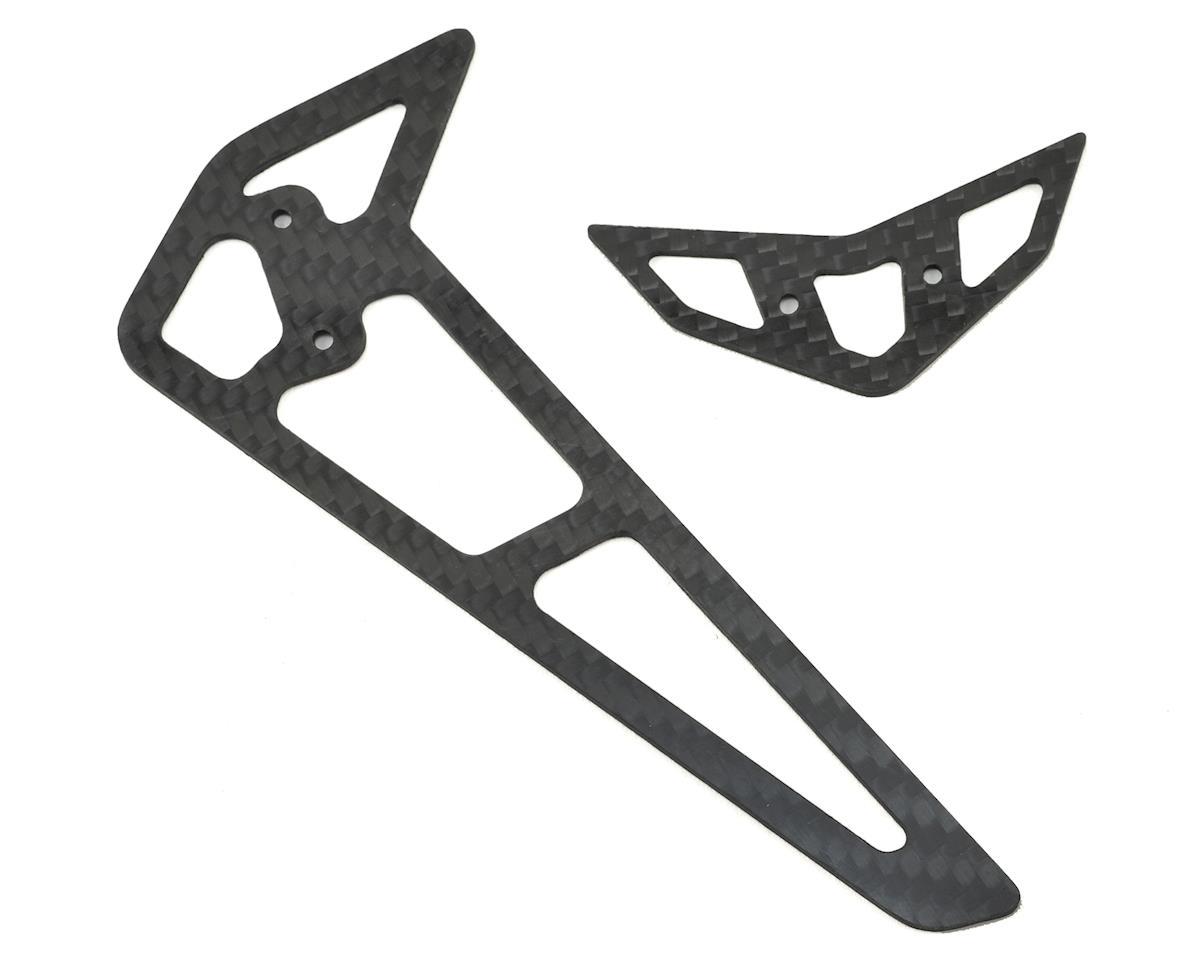 Blade Helis 360 CFX 3S Carbon Fiber Fins