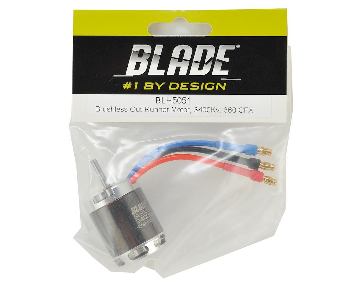 Blade 360 CFX 3S Brushless Motor (3400Kv)