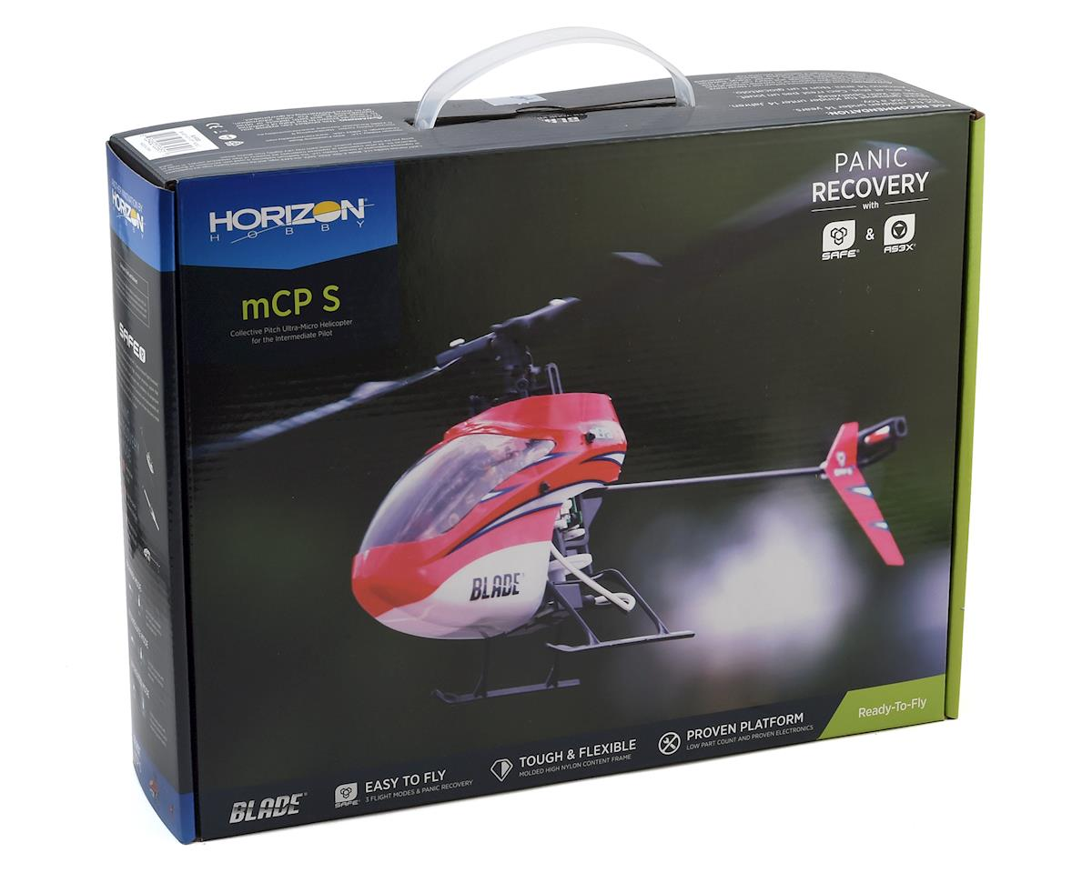 Blade mCP S RTF Electric Collective Pitch Micro Helicopter