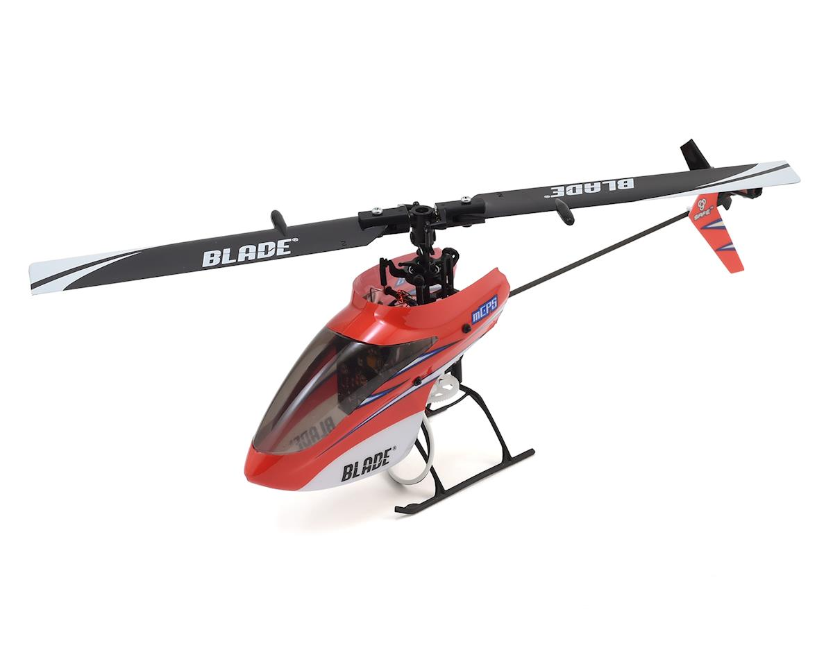 mCP S Bind-N-Fly Electric Collective Pitch Micro Helicopter by Blade Helis