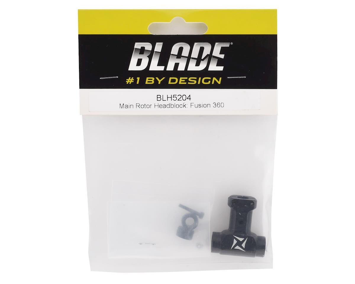 Blade Fusion 360 Main Rotor Headblock