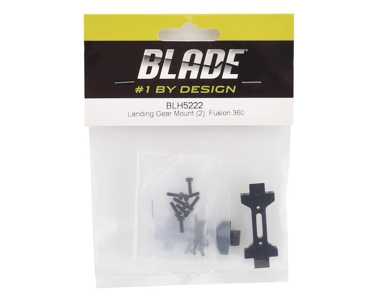 Blade Fusion 360 Landing Gear Mount Set (2)