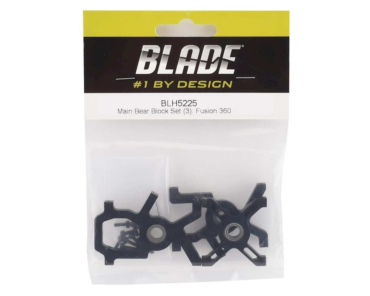Blade Fusion 360 Main Gear Block Set (3)