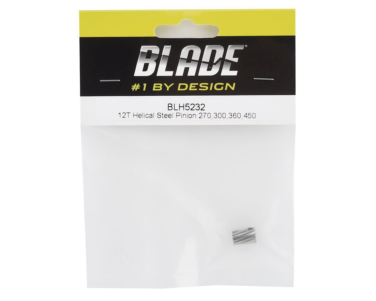 Blade Helical Steel Pinion Gear (12T)