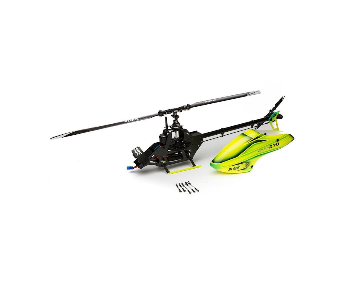 Fusion 270 ARF Electric Flybarless Helicopter