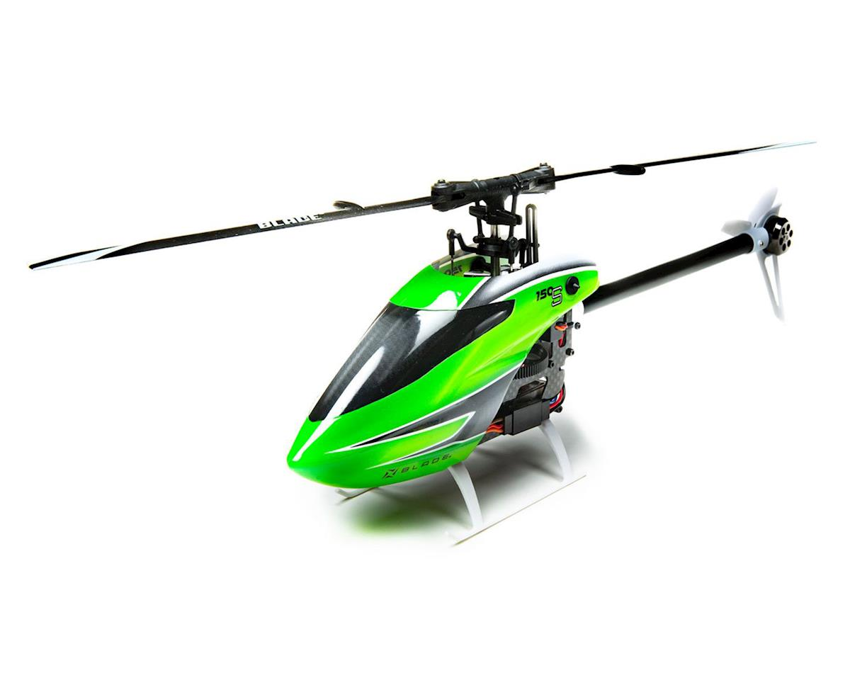 Blade 150 S Bind-N-Fly Basic Flybarless Collective Pitch Micro Helicopter w/SAFE