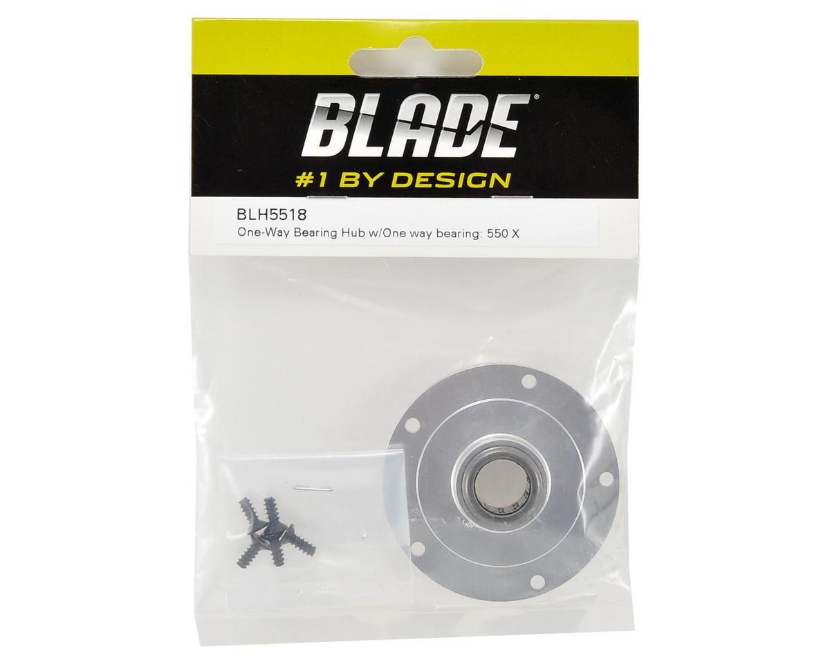 Blade Helis One-Way Bearing Hub w/One-Way Bearing