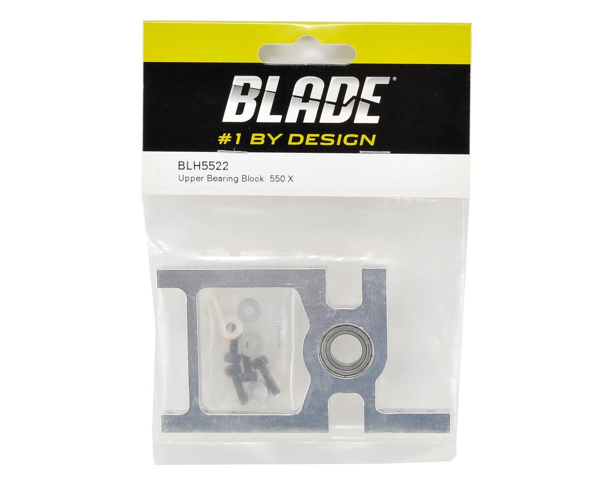 Blade Aluminum Upper Bearing Block