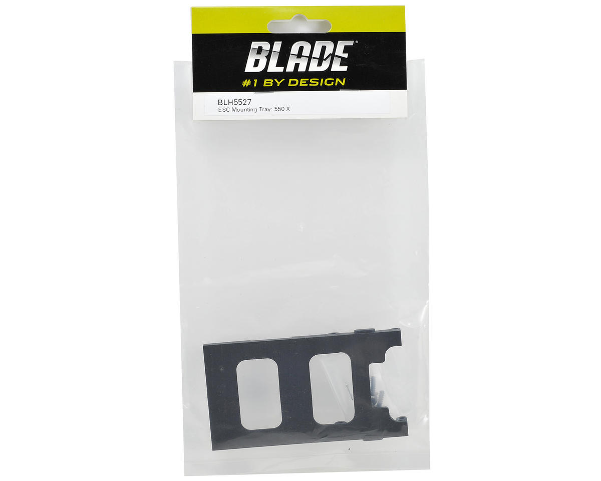 Blade Helis ESC Mounting Tray