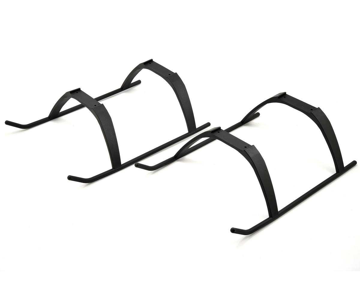Blade Landing Gear Set (Black) (2)