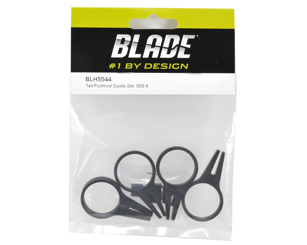 Blade Helis Tail Pushrod Guide Set