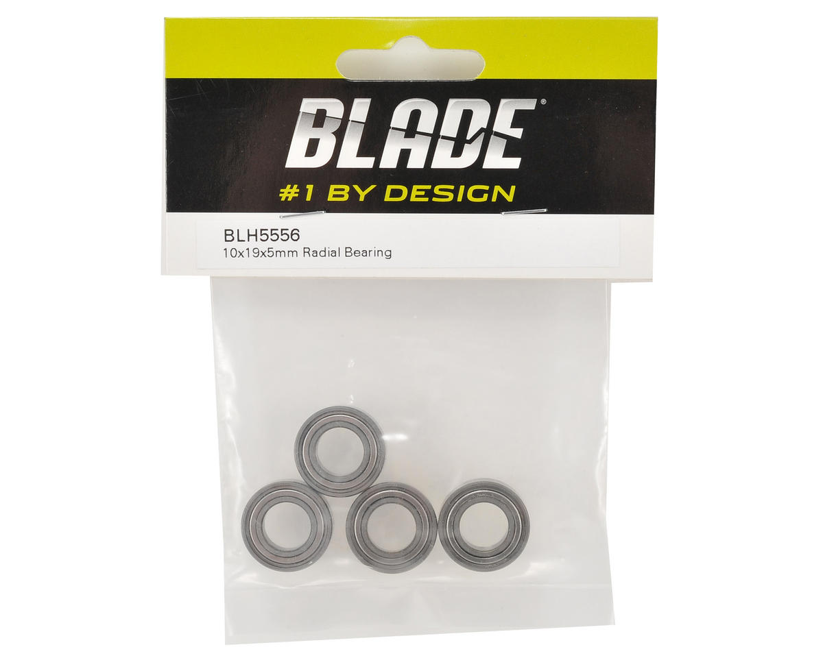 Blade Helis 10x19x5mm Radial Bearing (4)