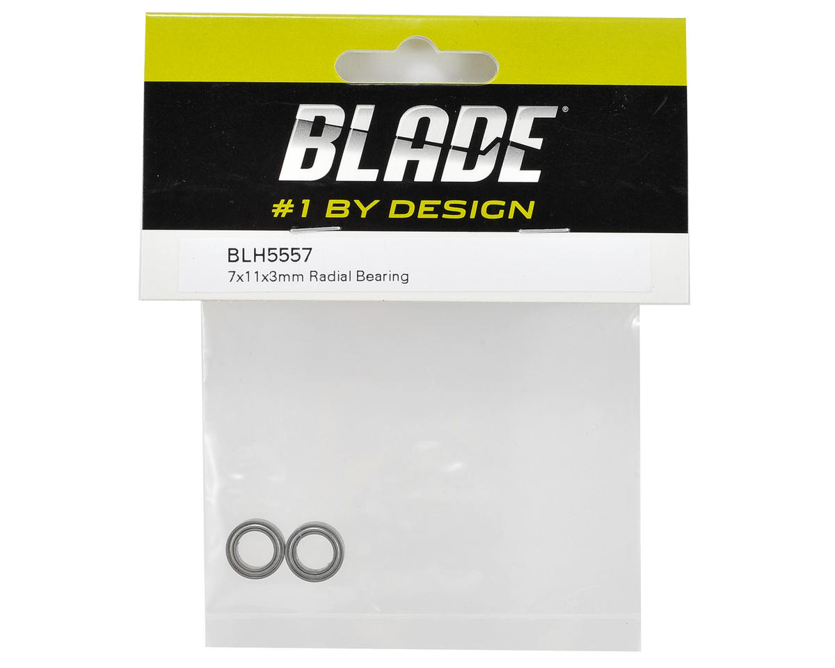 Blade Helis 7x11x3mm Radial Bearing (2)