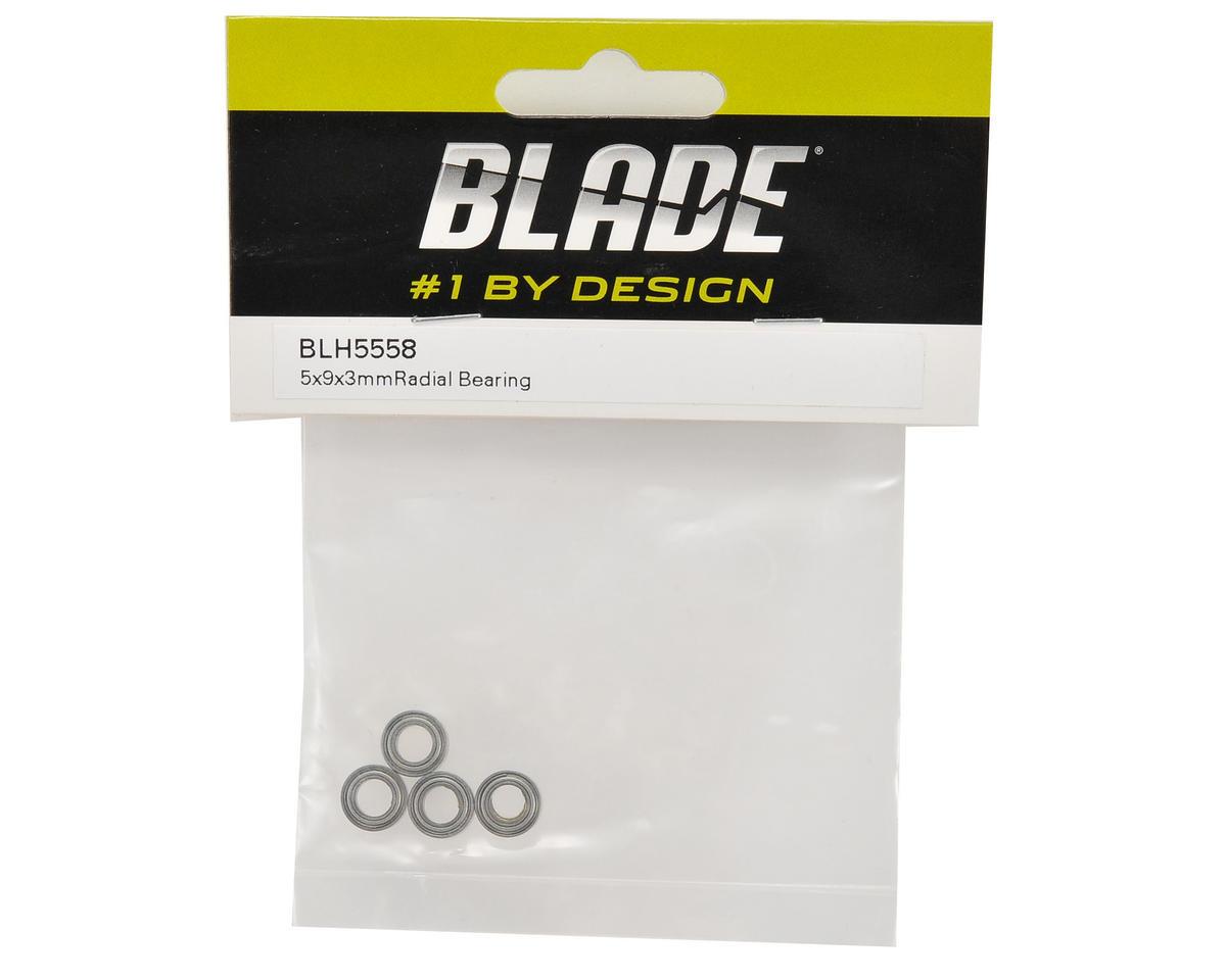 Blade 5x9x3mm Radial Bearing (4)