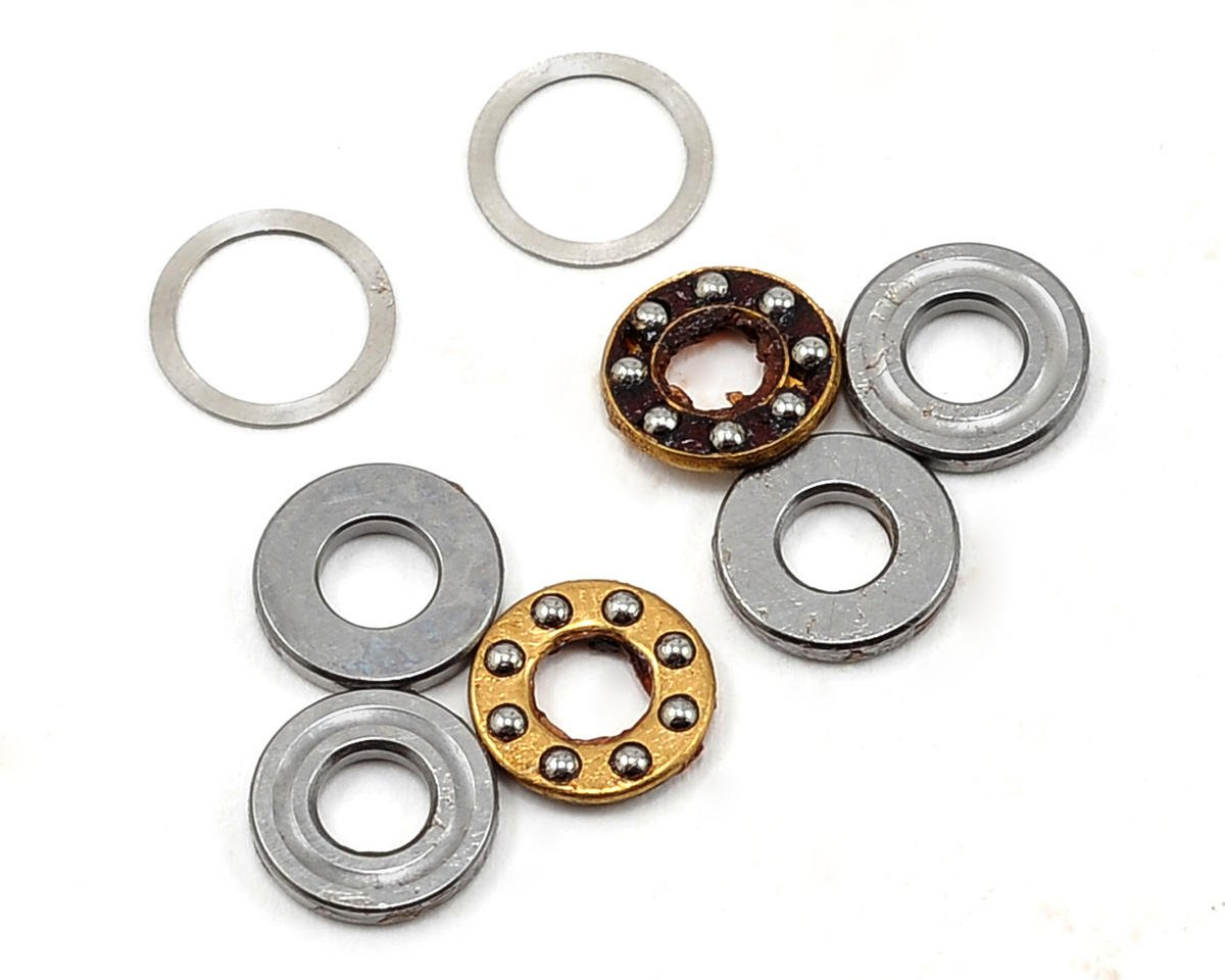 Blade 600 X Pro Helis 4x9x4mm Thrust Bearing (2)