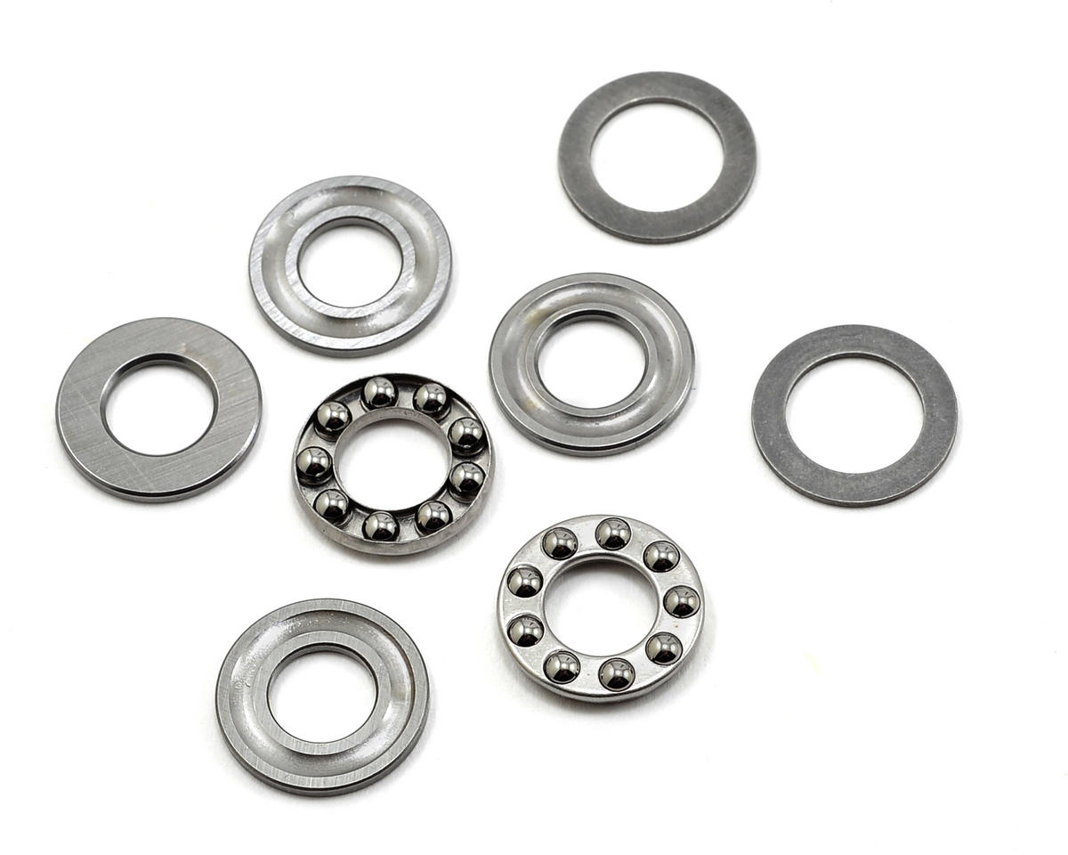Blade Helis 8x16x5mm Thrust Bearing (2)