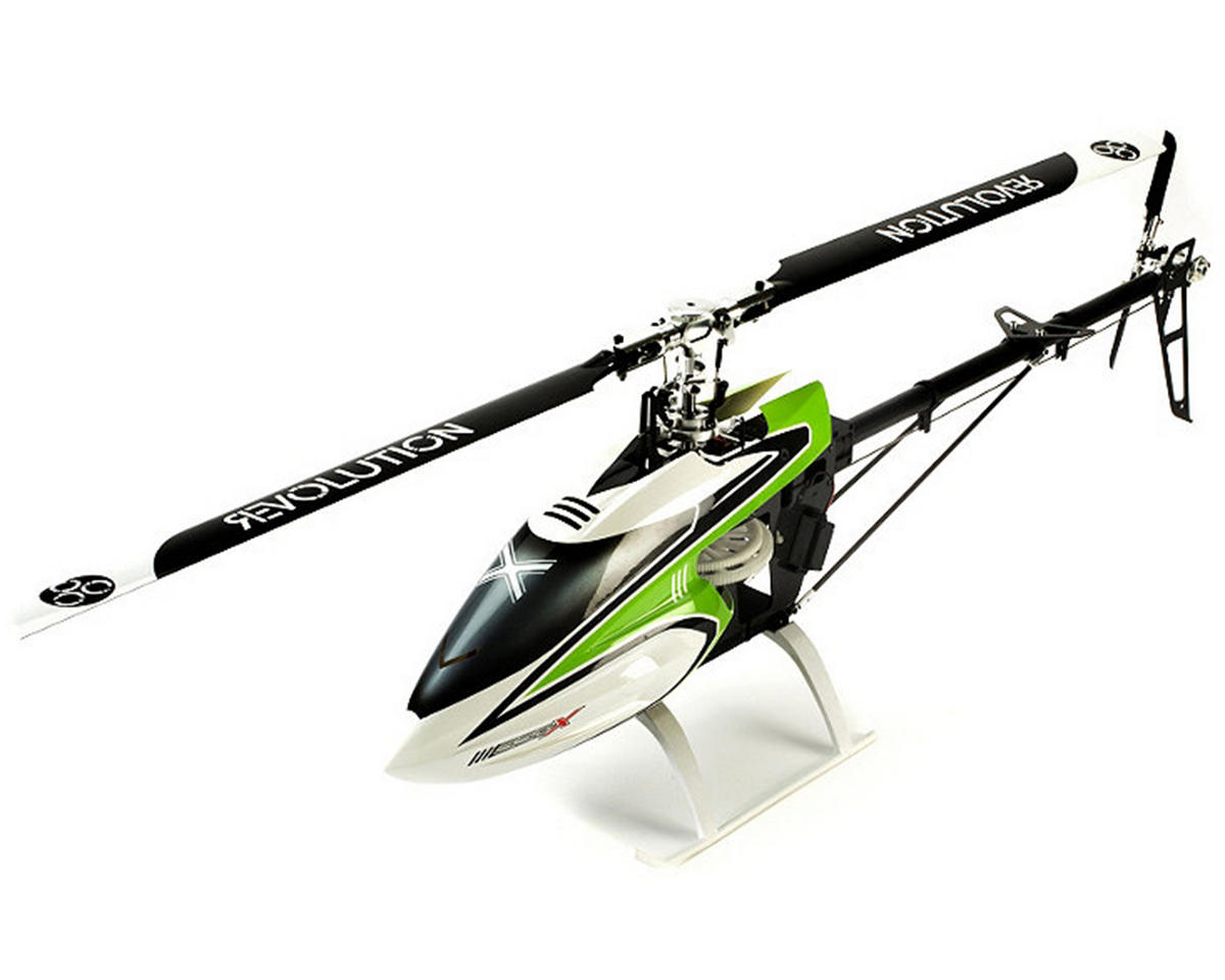 Blade Helis 550 X Pro Series Helicopter Combo (No ESC)