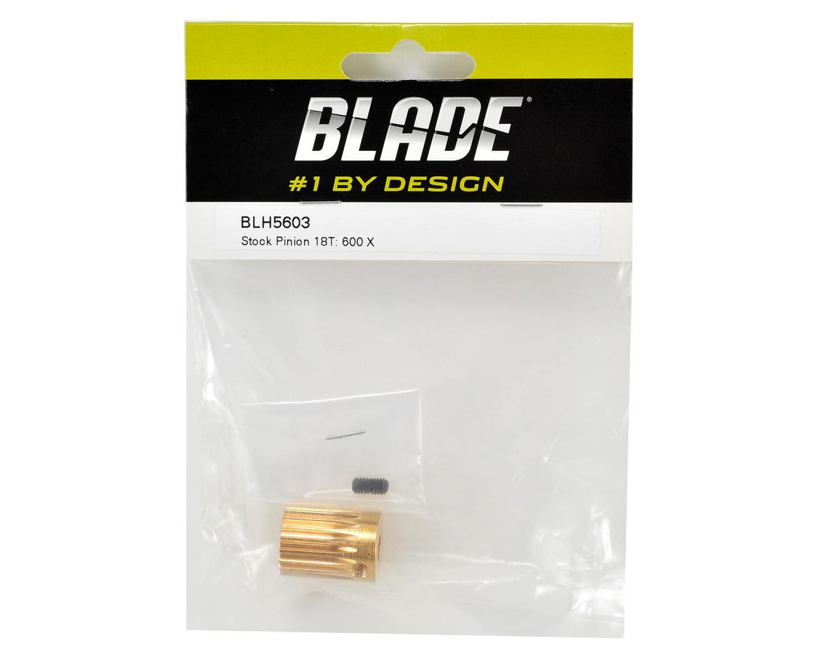 Blade Helis 600 X Pinion Gear (18T)