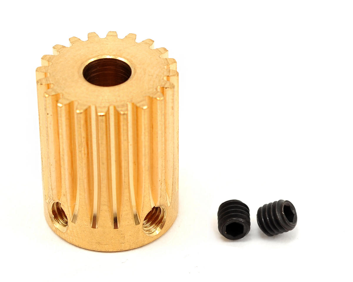 600 X Pinion Gear (20T) by Blade Helis