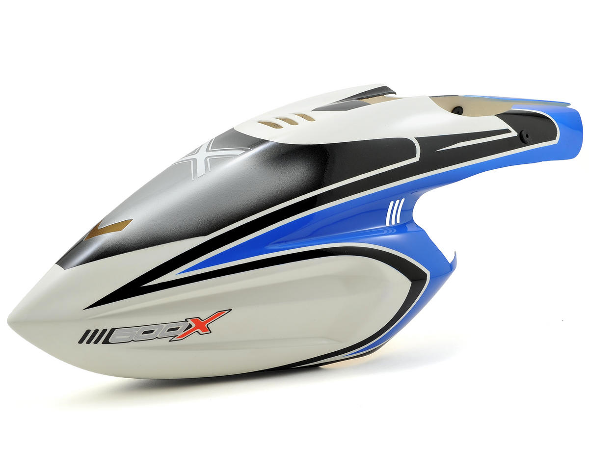 Blade Helis 600 X Stock Canopy (Blue)