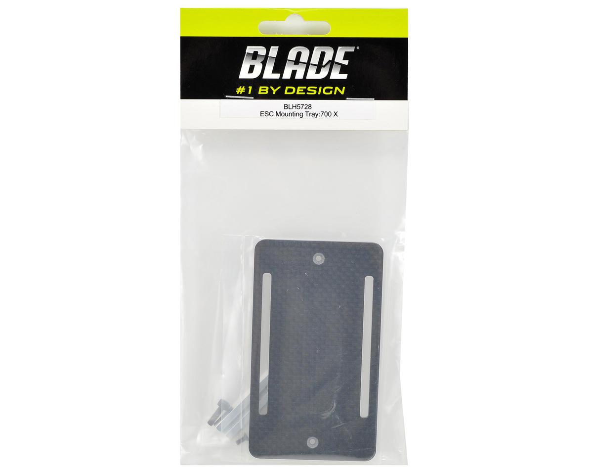 Blade ESC Mounting Tray
