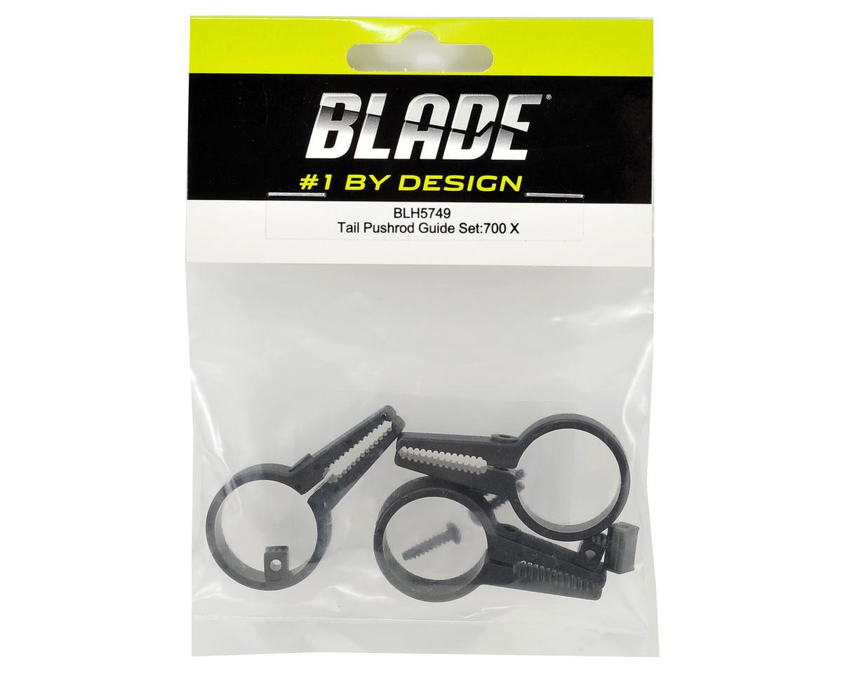 Blade Helis Tail Pushrod Guide Set