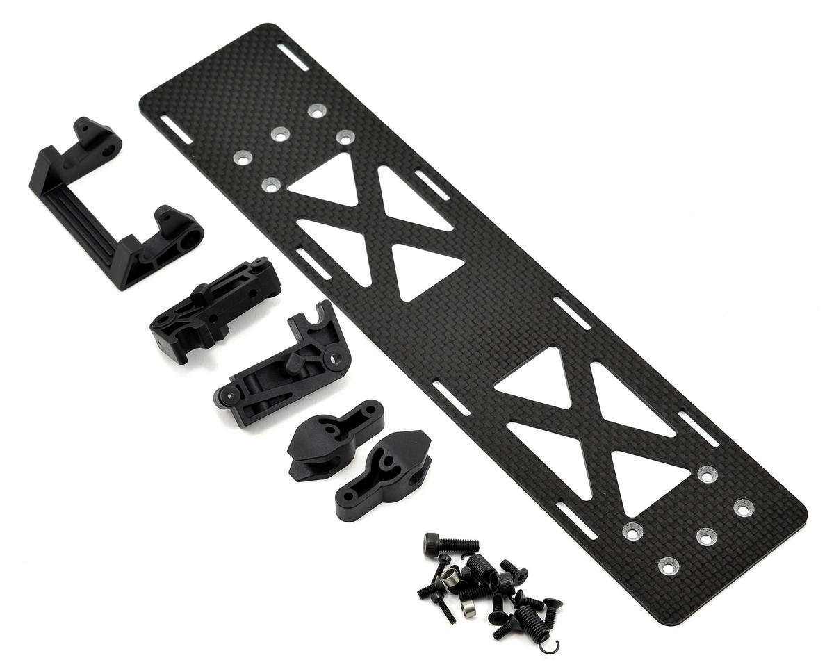 Blade 700 X Pro Helis Carbon Fiber Battery Tray Set