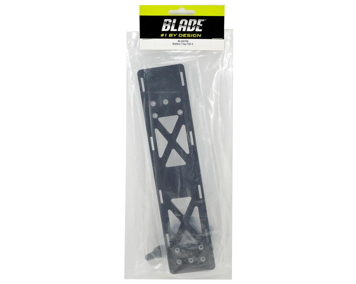 Blade Carbon Fiber Battery Tray Set