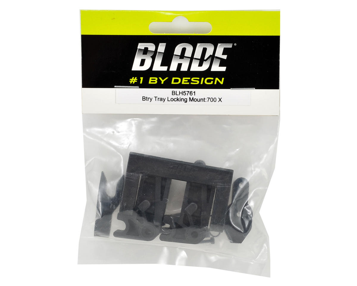 Blade Helis Snap Battery Tray Locking Mount
