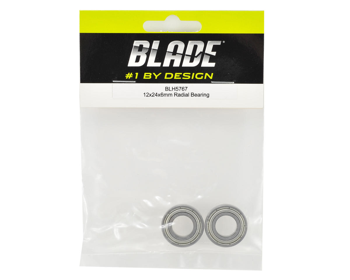 Blade 12x24x6mm Radial Bearing (2)