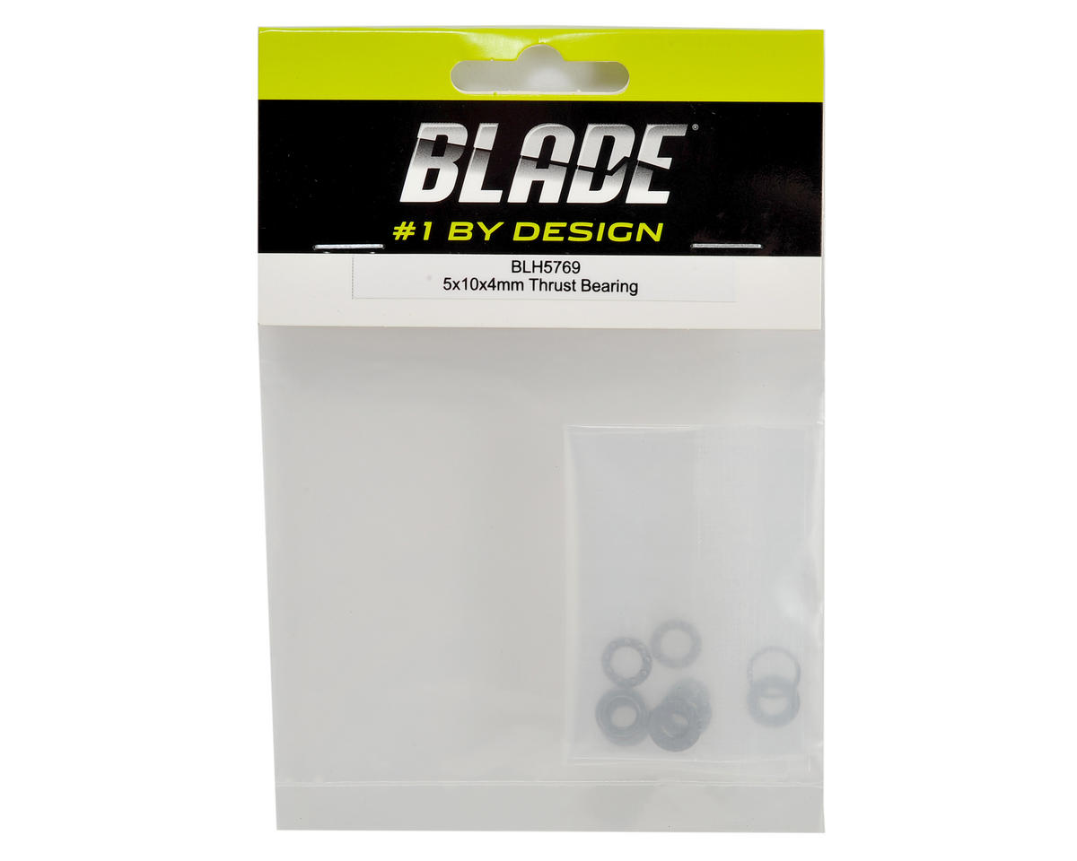Blade Helis 5x10x4mm Thrust Bearing (2)
