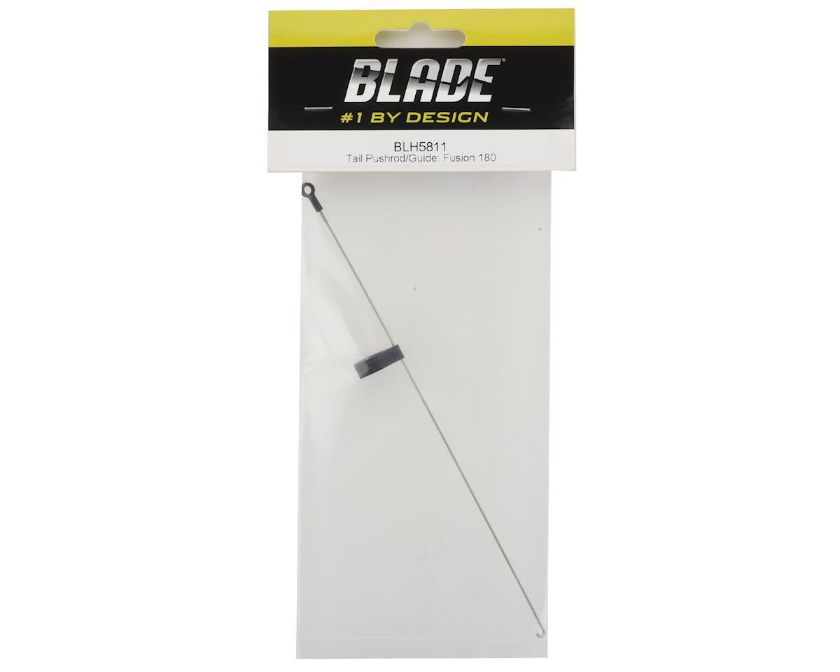 Blade Fusion 180 Tail Pushrod & Guides (2)