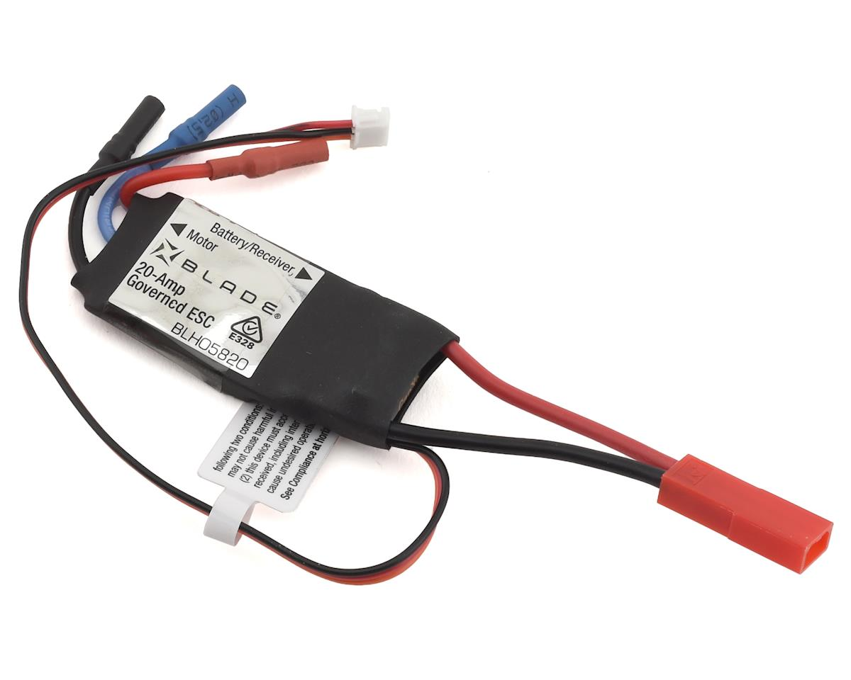 Blade Fusion 180 20A Brushless ESC | relatedproducts
