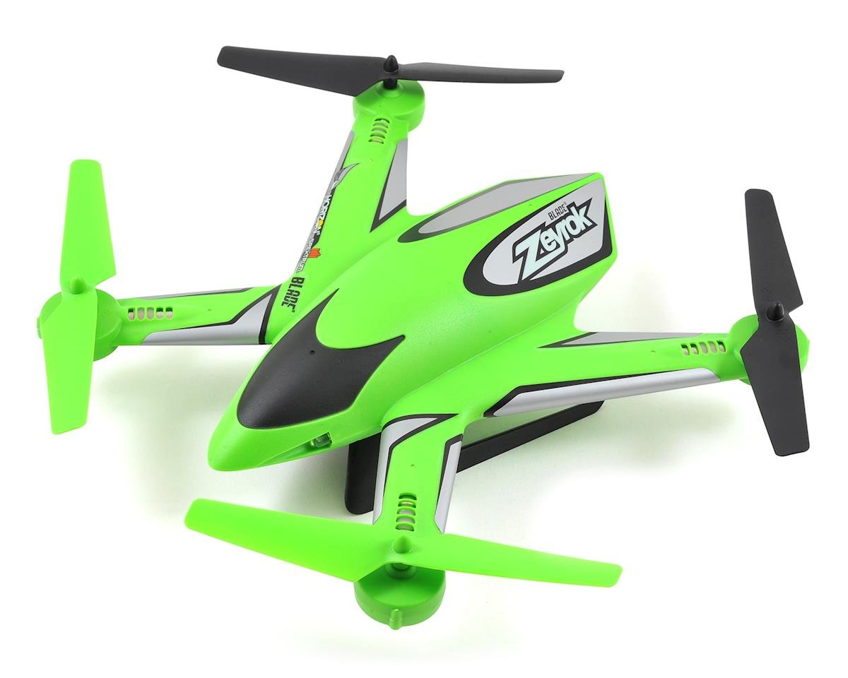 Zeyrok RTF Micro Electric Quadcopter Drone by Blade Helis