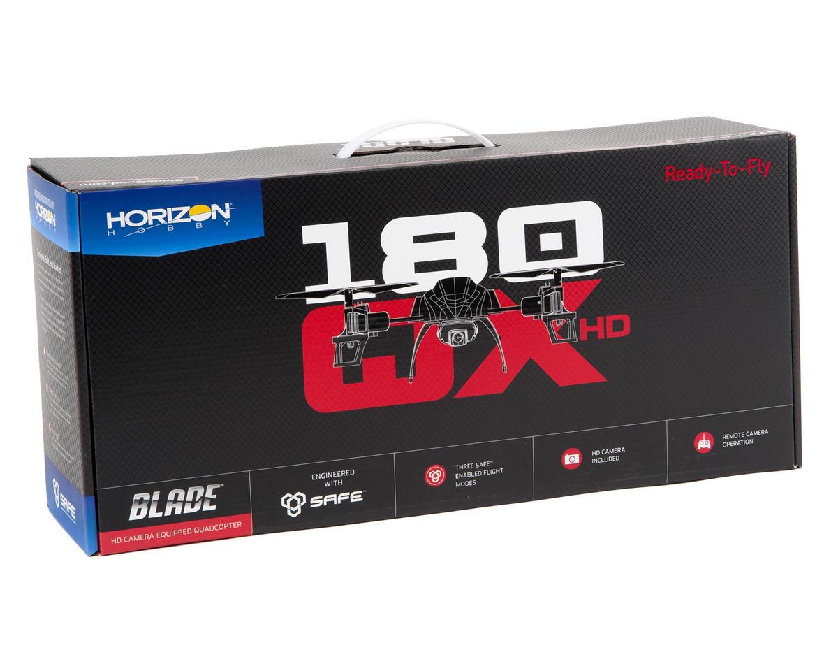 Blade 180 QX HD RTF Micro Electric Quadcopter Drone