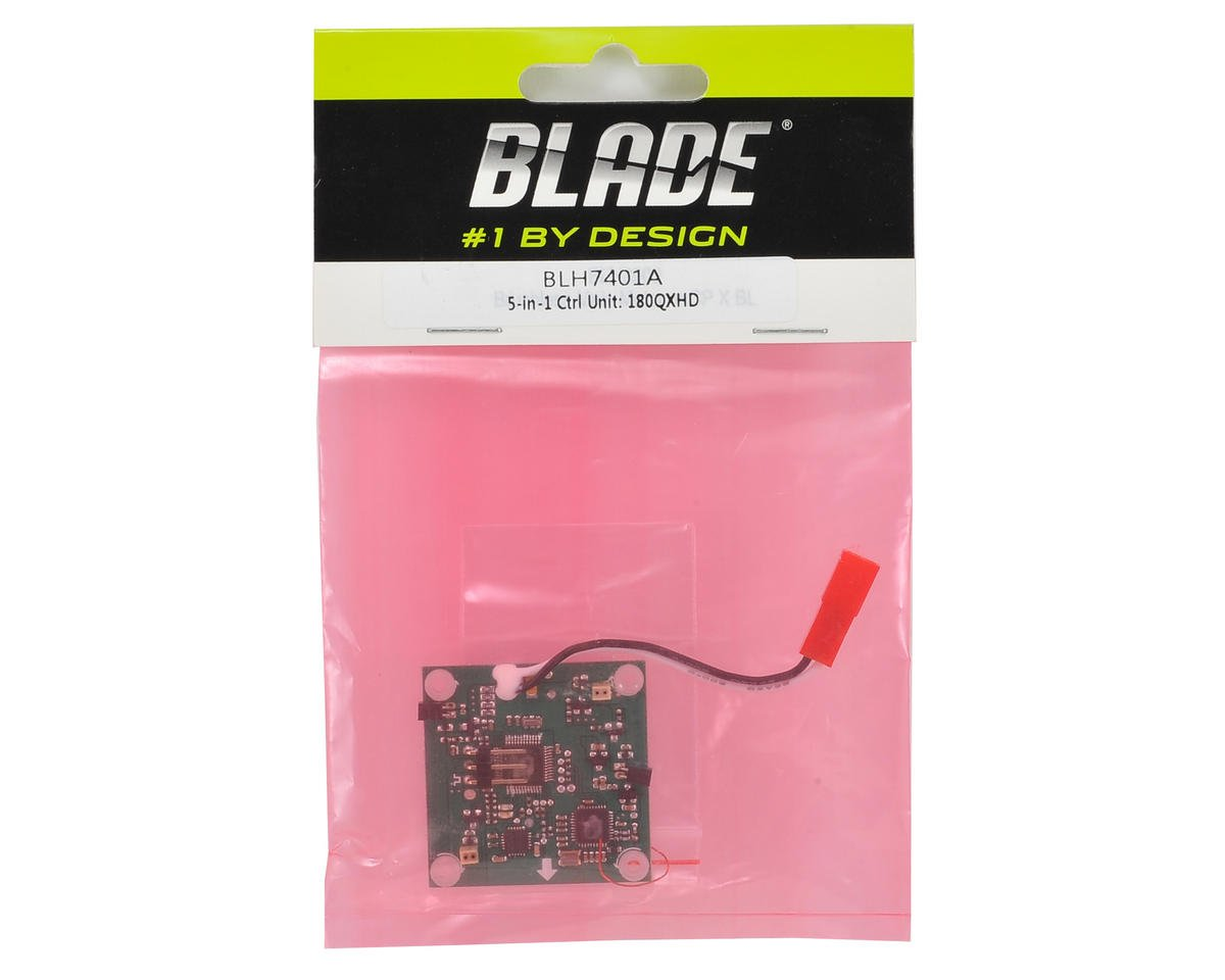 Blade Helis 5-in-1 Control Unit (Receiver/ESC/Mix/Gyros/6-Channel)