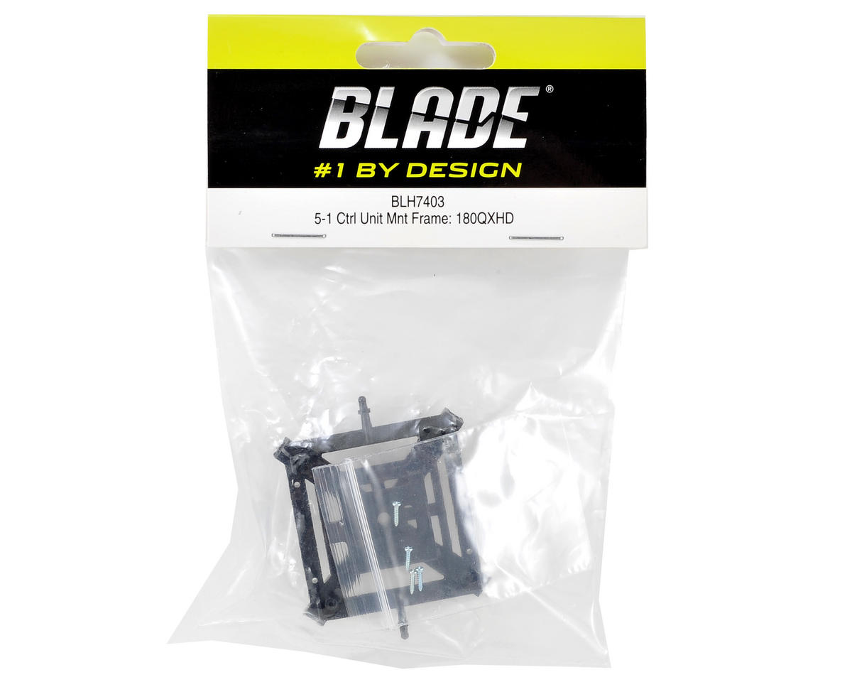 Blade 180 QX 5-in-1 Control Unit Mounting Frame