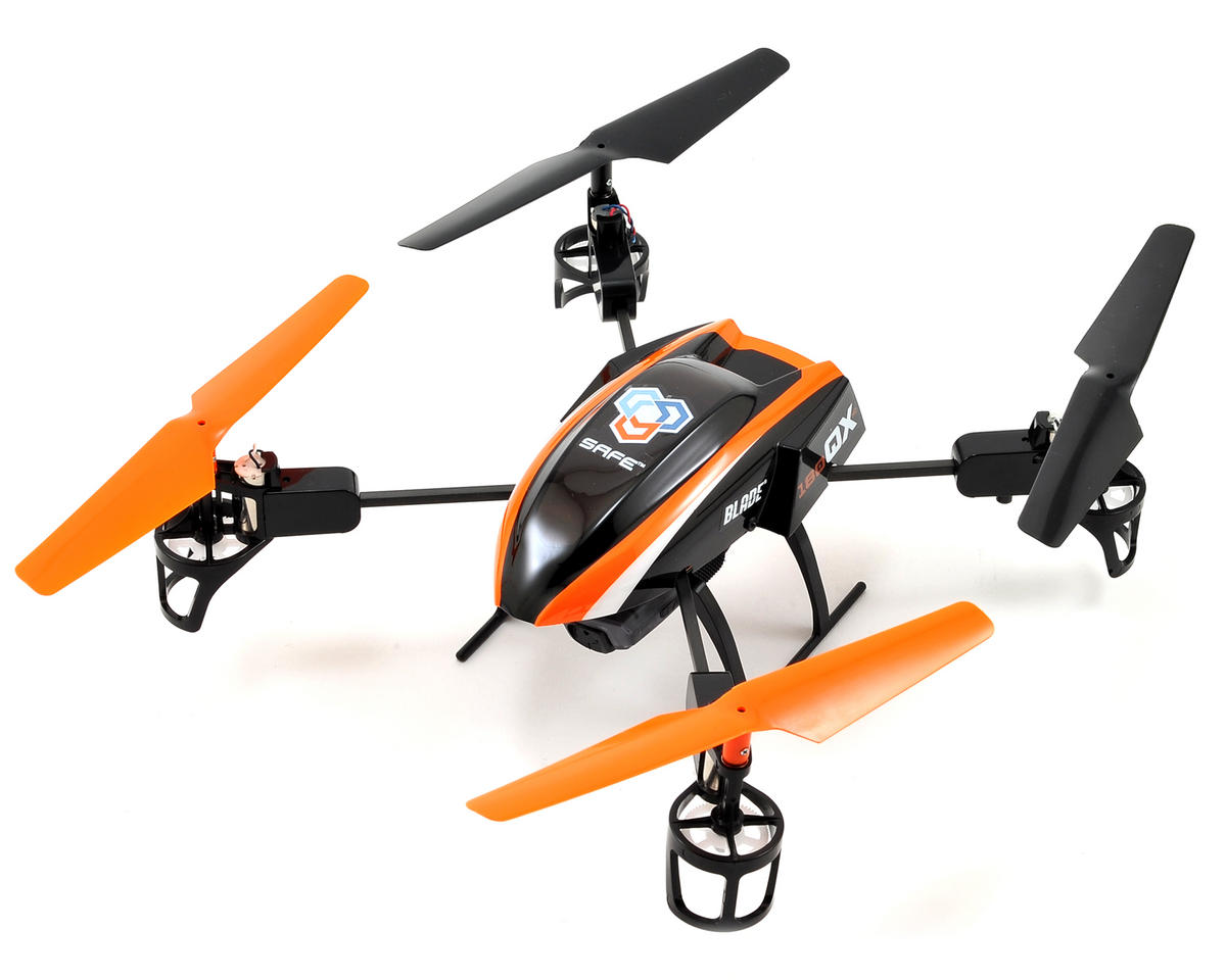 Blade Helis 180 QX HD BNF Micro Electric Quadcopter Drone