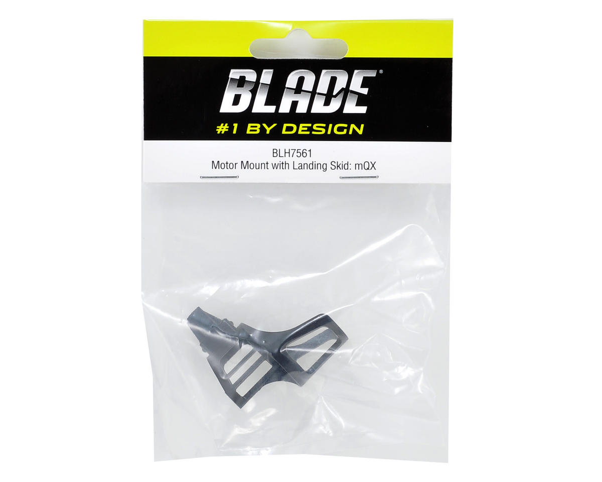 Blade Helis Motor Mount w/Landing Skid