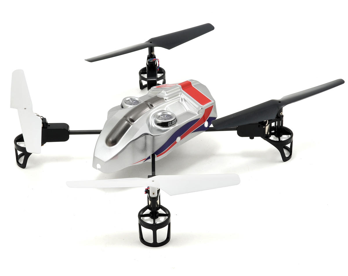 Blade Helis mQX BNF Ultra Micro Electric Quad-Copter